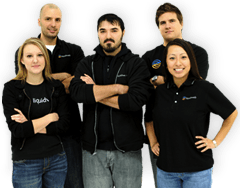 Heroic customer support team at LiquidWeb