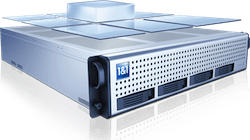 Virtual server used by 1&1