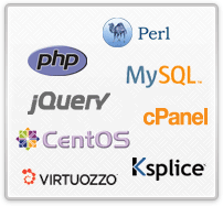 Supported control panels on InMotion's VPS hosting