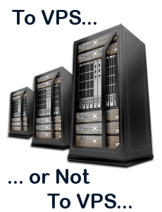 VPS or shared hosting?
